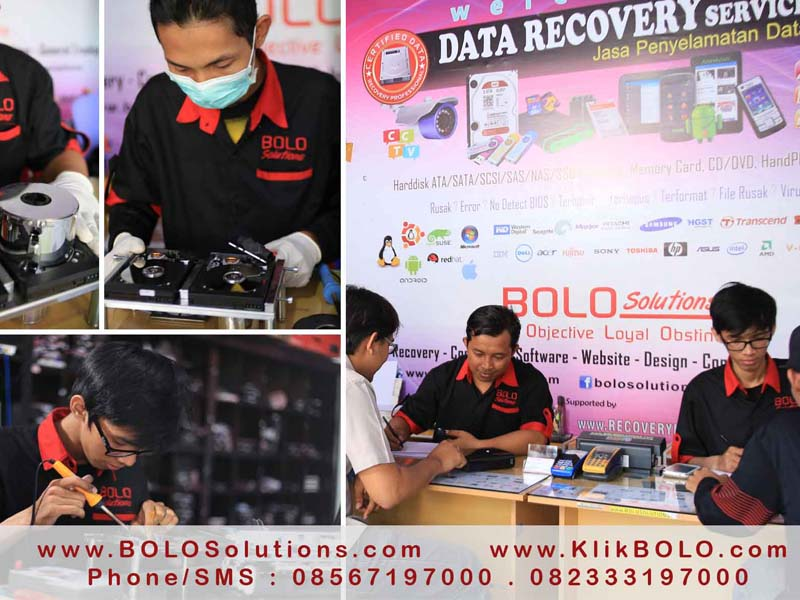 Penolong Data Surabaya