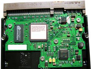 Logic Board Harddisk
