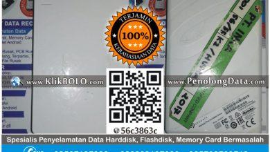 Recovery Data Harddisk Eksternal Seagate 1TB PT INKA Madiun