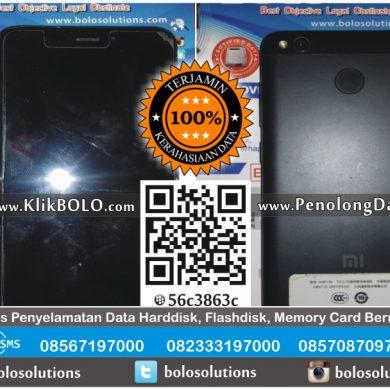 Recovery Data HP Android Bootloop Xiaomi Redmi 4X- Nurcahyo Sidoarjo