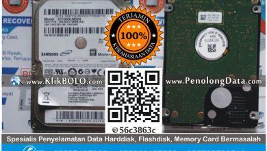 Recovery Data Harddisk Internal Samsung 1TB Hamdan Tulungagung