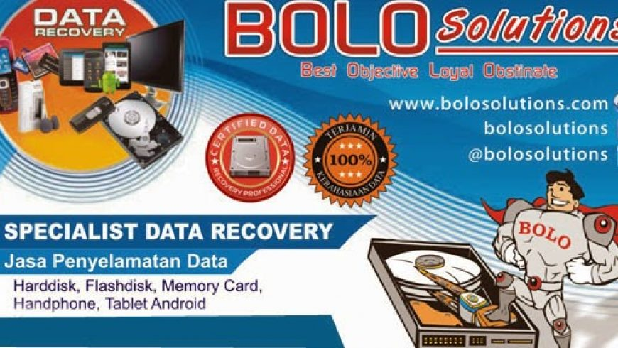 Recovery Data di Ambon | Backup Data Harddisk Flashdisk Memory Card HP