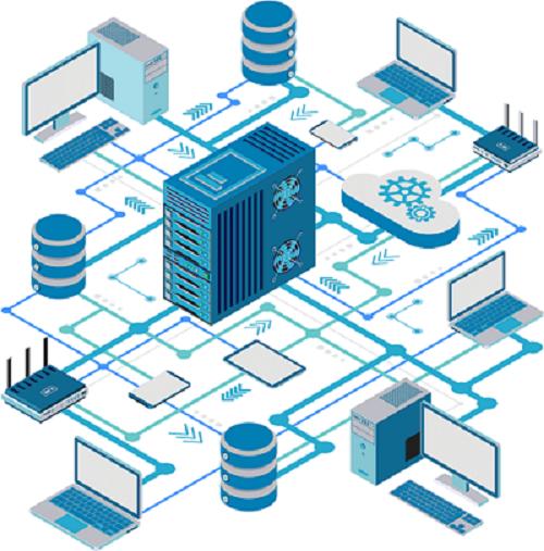 Kapasitas Media Penyimpanan   Gigabytes, Terabyte & Petabyte