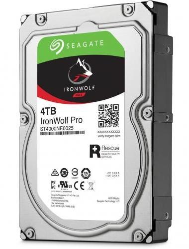 Harddisk Seagate Ironwolf Pro
