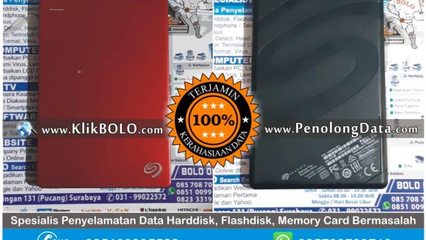 Recovery Data Seagate Finish | Harddisk Seagate 1TB Yaumil Surabaya