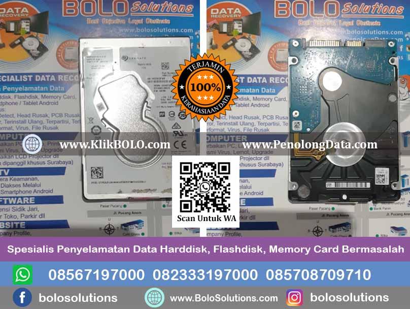 Recovery Data Harddisk Diva Comp, Achmad Saifudin