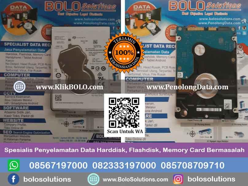 Recovery Data Harddisk Andika Prabowo