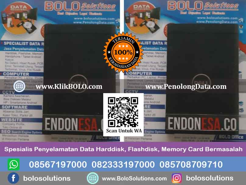 Recovery Data Harddisk Abdul Ghofur