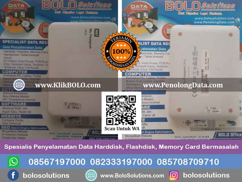 Recovery Data Harddisk Acmadian