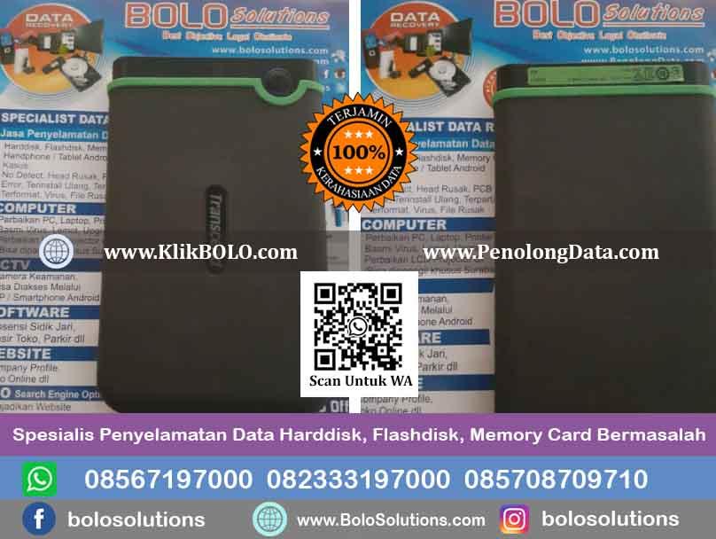Recovery Data Harddisk Ajat Nurjatun, ST