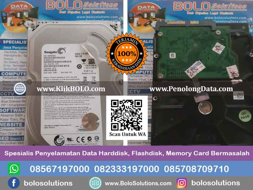 Recovery Data Harddisk Andrean