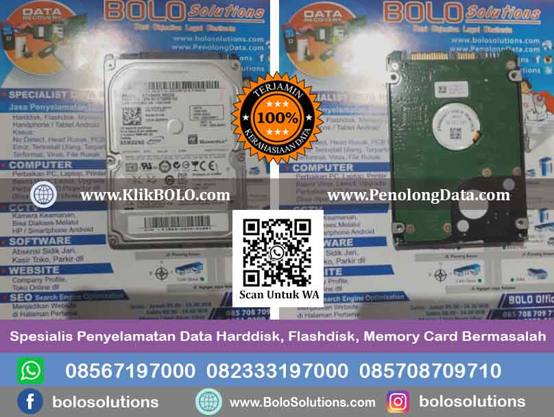 Recovery Data Harddisk SMK Krian 1